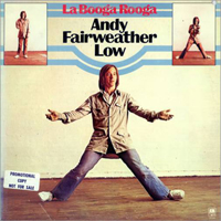 Fairweather-Low, Andy