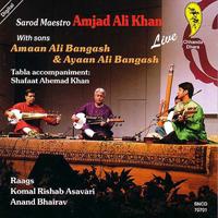 Ali Khan, Amjad