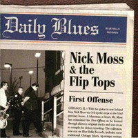 Nick Moss And The Flip Tops