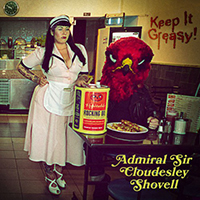 Admiral Sir Cloudesley Shovell