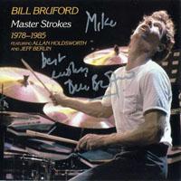 Bruford, Bill