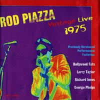 Piazza, Rod