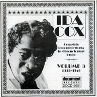 Cox, Ida