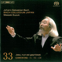 Bach Collegium Japan, Masaaki Suzuki conducter
