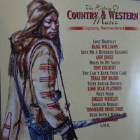 History Of Country & Western Music (CD Series)