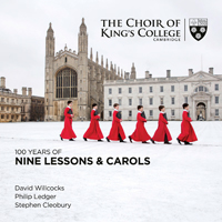 The King's College Choir Of Cambridge