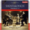 Shostakovich: String Quartets 1-13 (Disc 4)-Borodin Quartet (Borodin String Quartet)