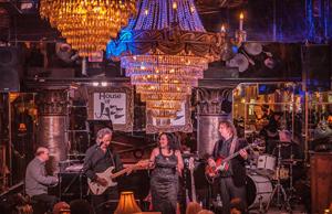 Barbara Diab & The Smoked Meat Band