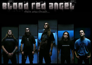Blood Red Angel