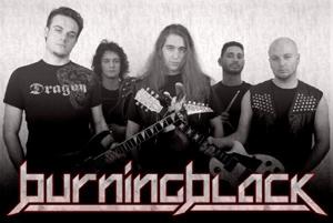 Burning Black