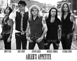 Adler's Appetite