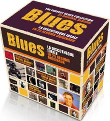 The Perfect Blues Collection 25 Original Albums (Box Set 25 CD's)