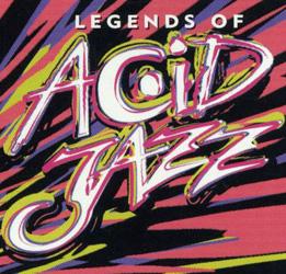 Legends Of Acid Jazz (CD Series)