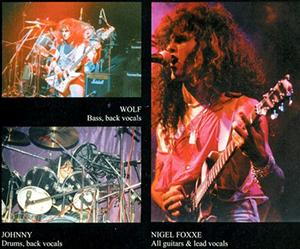 Nigel Foxxe's Inc