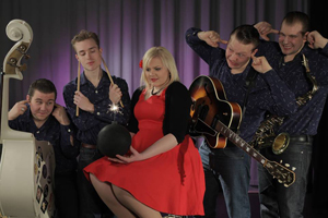 Emmy Lou & The Rhythm Boys