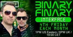 Binary Finary - Interface (Radioswhow)