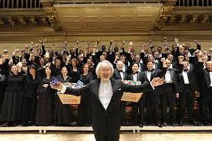 Bach Collegium Japan, Masaaki Suzuki conducter