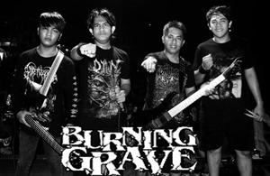 Burning Grave