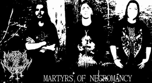 Martyrs Of Necromancy