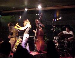 Txell Sust & August Tharrats Blues Trio