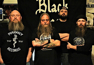 Black Hand Throne