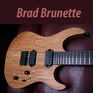 Brunette, Brad