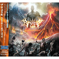 Brymir - Slayer Of Gods (Japan Edition)