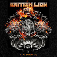 Steve Harris' British Lion - The Burning