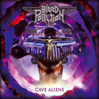 Blood Pollution - Cave Aliens
