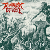 Damnation Defaced - Invader from Beyond