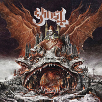 Ghost - Prequelle (Target Deluxe Edition)
